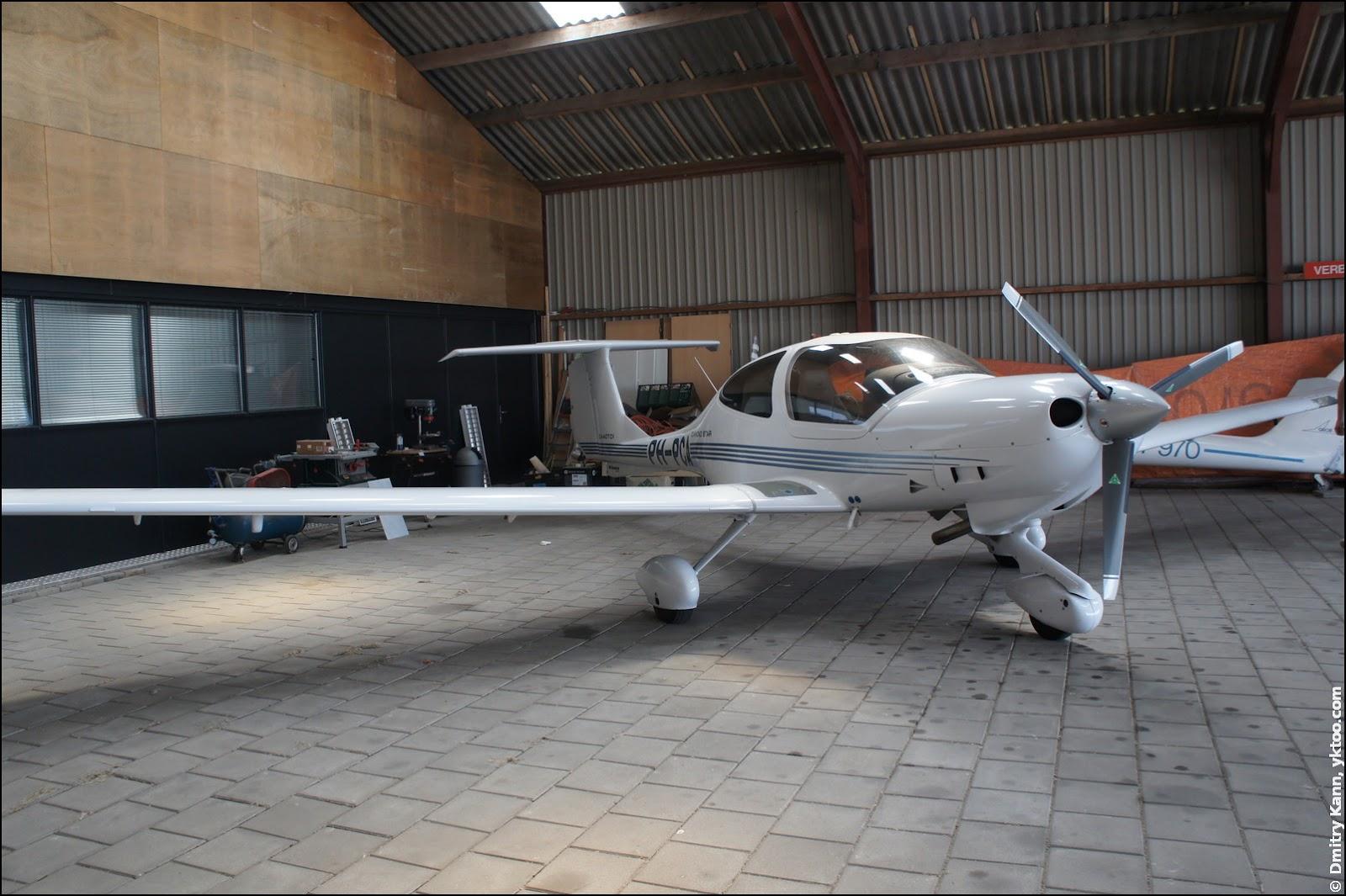 Aircraft PH-PCA.