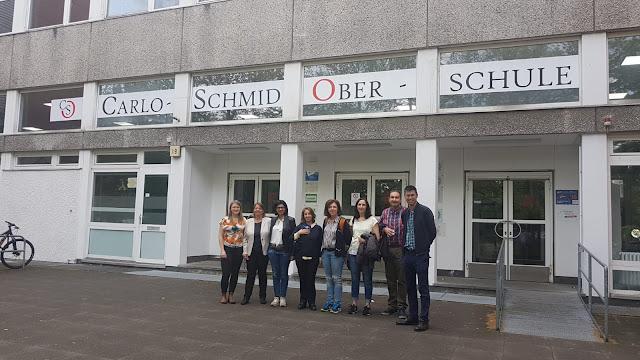 Γιάννενα: Ολοκλήρωση Προγράμματος Erasmus+ Για Το Πρότυπο Γυμνάσιο Ζωσιμαίας Σχολής