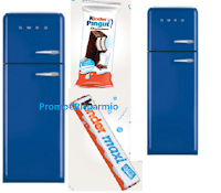 Logo Con i Freschi Kinder vinci ogni giorno 1 frigo Smeg