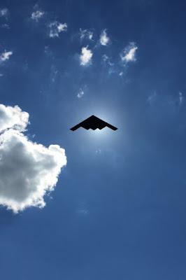 Cara mendeteksi pesawat siluman amerika serikat