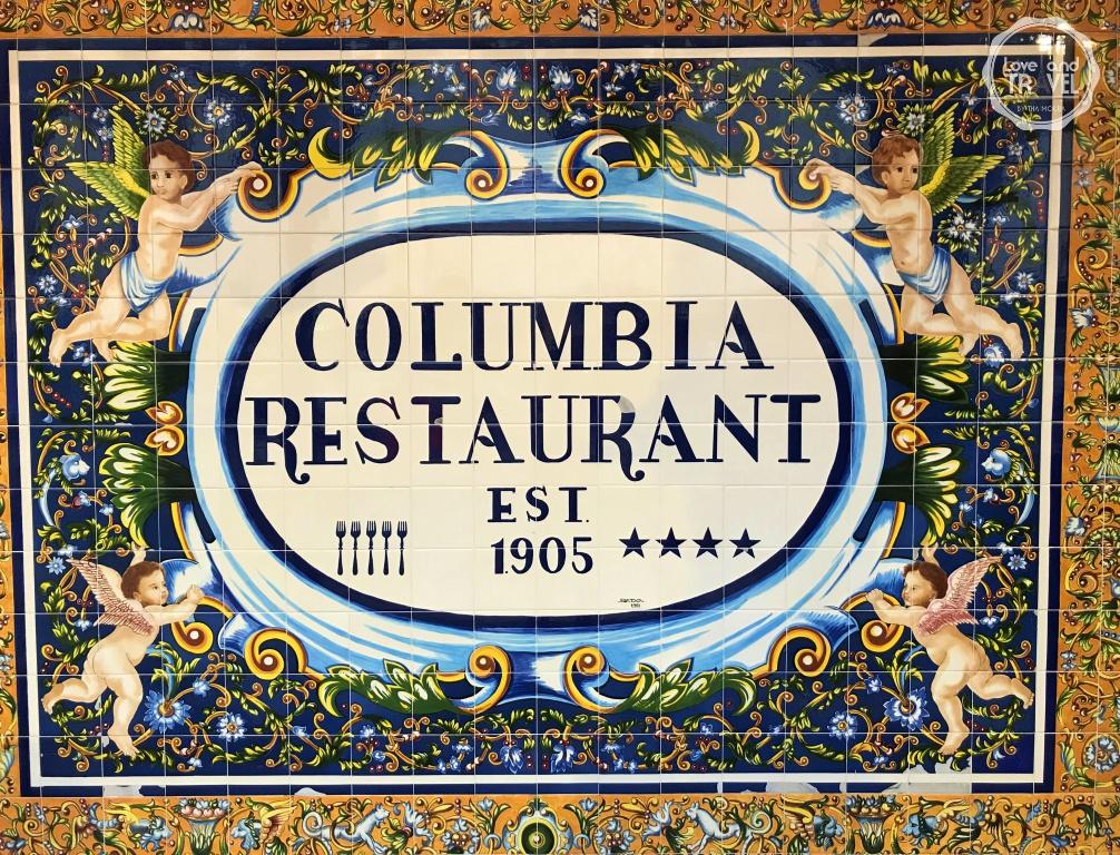 Restaurante Columbia Tampa