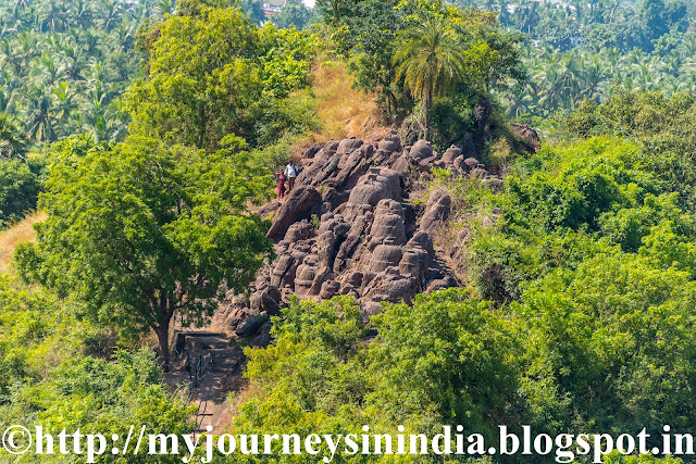 Lingalakonda Rock Cut Caves Vishakapatnam