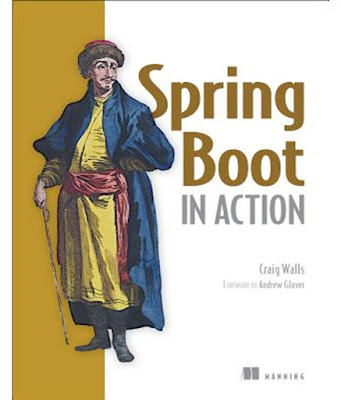best book to learn Spring Boot framework