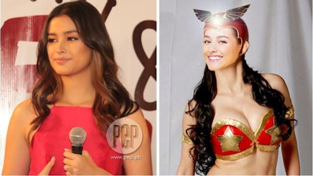 """Liza Soberano chosen as next Darna: """"Tinatanggap ko na po ang role na Darna!"""""""