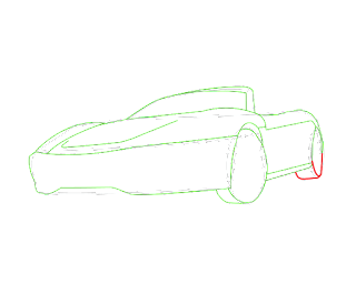 HOW TO DRAW A FerrariPrestige