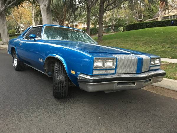 1976 cutlass salon classic muscle car buy american for 1976 oldsmobile cutlass salon for sale