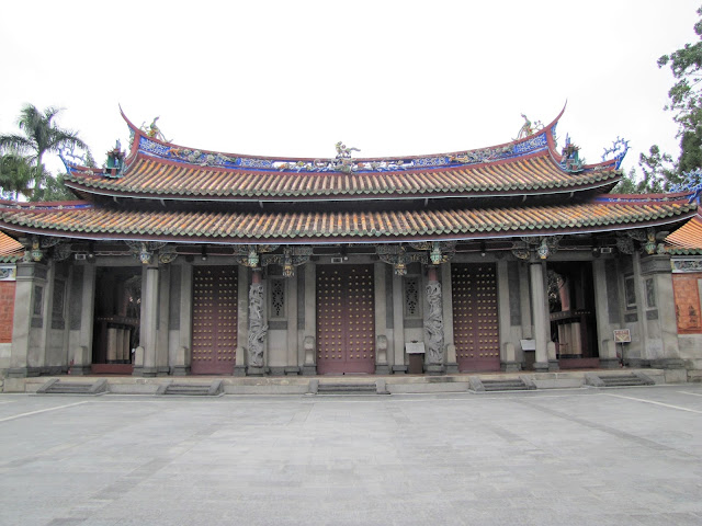 confucius temple taipei taiwan