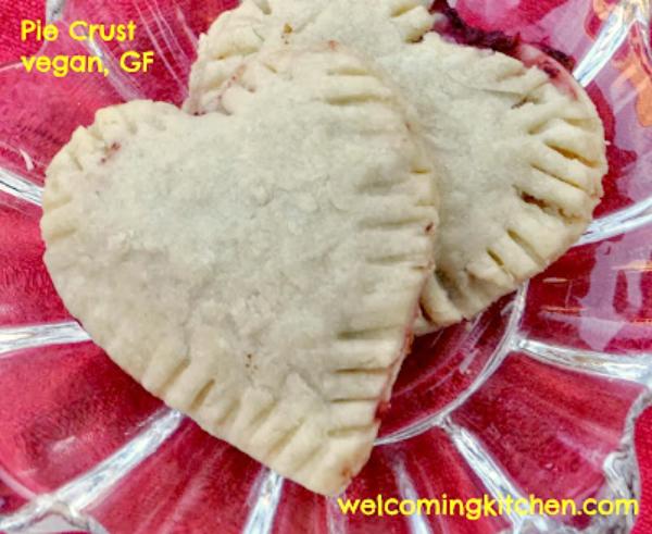 Easiest Allergen-free Pie Crust (vegan and GF) - Kim's Welcoming Kitchen