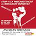 MOBILITZACIONS CONTRA LA SIGNATURA DEL XII CONVENI COL·LECTIU DE CENTRES D'ASSISTÈNCIA I EDUCACIÓ INFANTIL