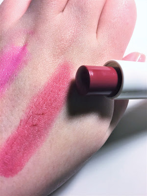 e.l.f. Lip Kiss Balm Berry Sweet swatch