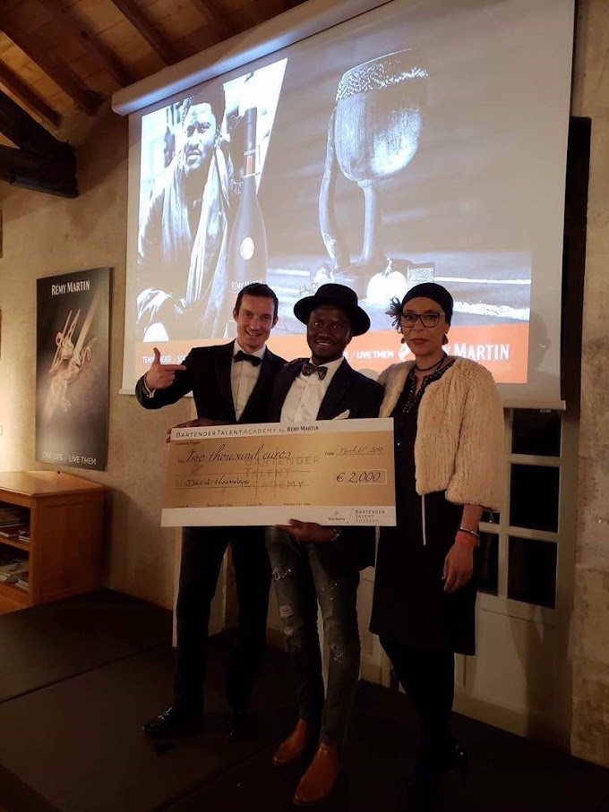 Ghana shines at International Cocktail Competition
