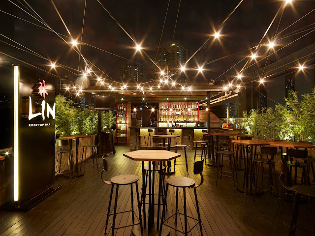 Lin Rooftop Bar - Lin Hotel Tiong Bahru