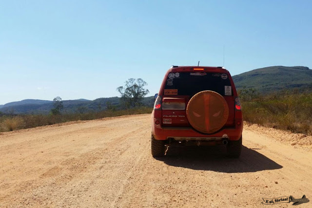 Estrada Real, Minas Gerais