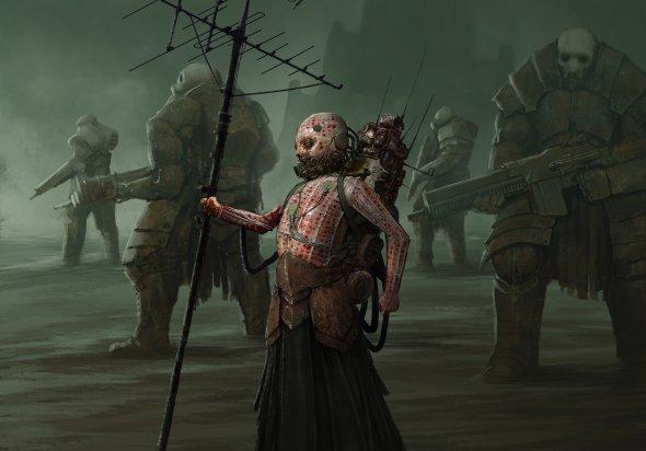 Mike Franchina artstation arte ilustrações terror fantasia sombria gótica infernal