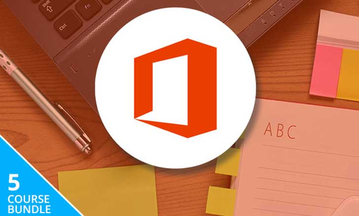 The Microsoft Suite Pro User Course Bundle