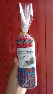 sajadah souvenir haji sajadah souvenir murah-085227655050