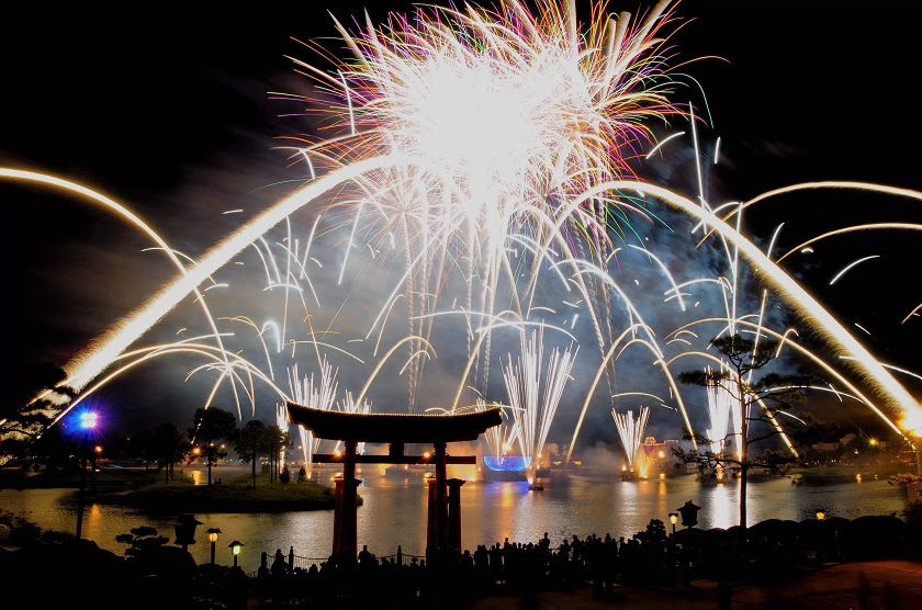 O que fazer no ano-novo em Orlando em 2018: Virada do ano no Epcot em Orlando