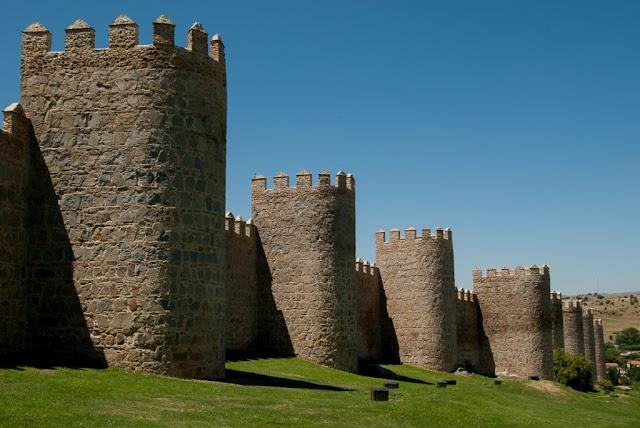 Avila, Tây Ban Nha