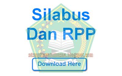 rota Promes Silabus RPP SKI MTS Kelas 7 KTSP Berkarakter 2 Semester