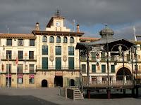 Plaza de los Fueros; Tudela; Navarra; Nafarroa