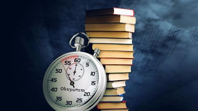 hızlı kitap okuyan insanlar