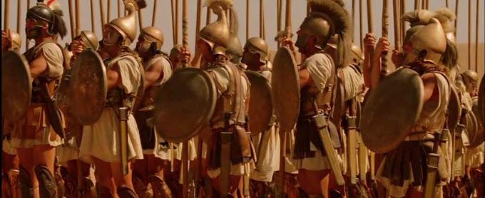 Antike: Der einfache makedonische Soldat war Stolz kein Grieche zu sein