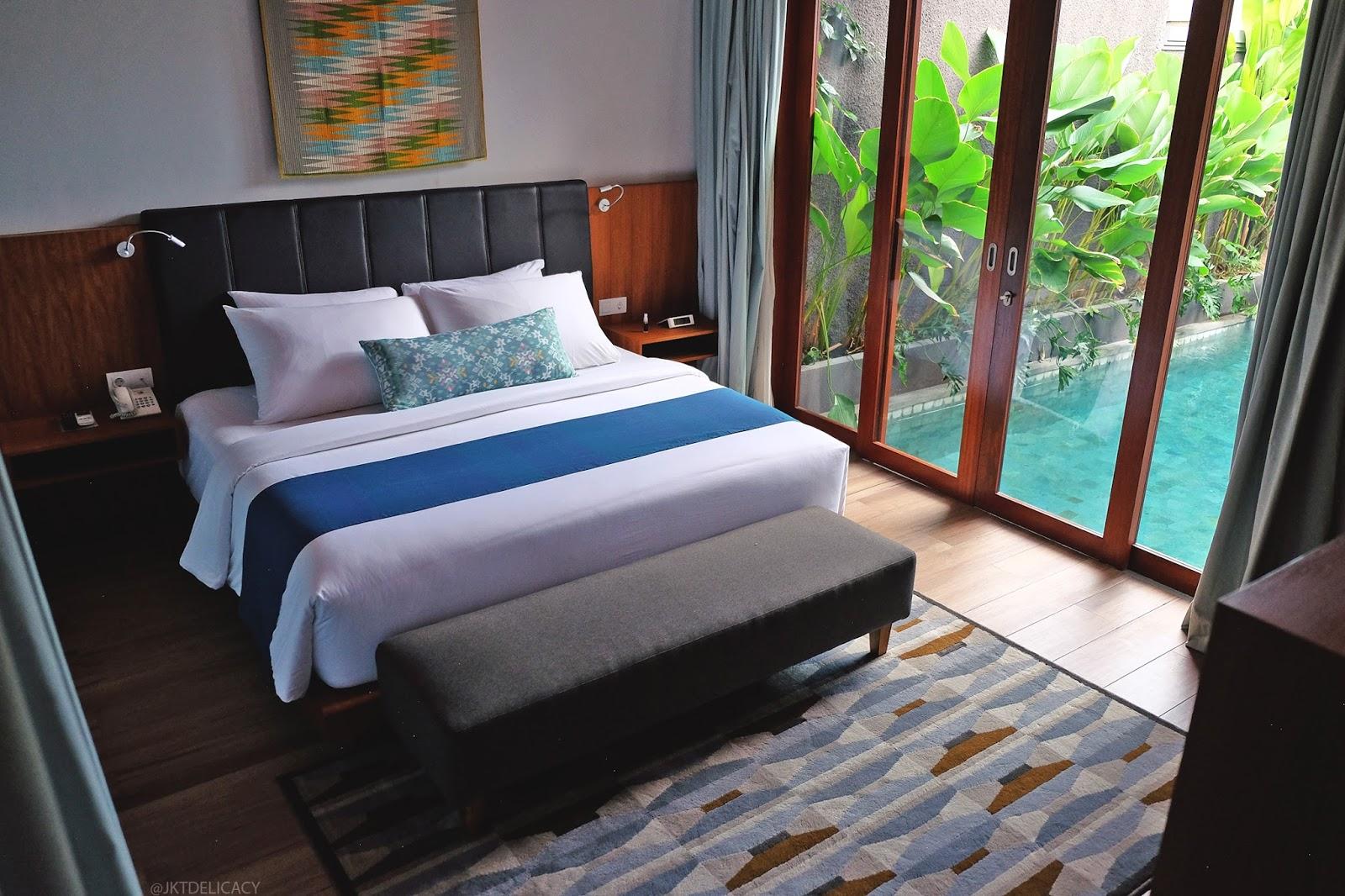 Jktdelicacy Com New Private Pool Villa By S18 Bali Villas At Kuta Bali