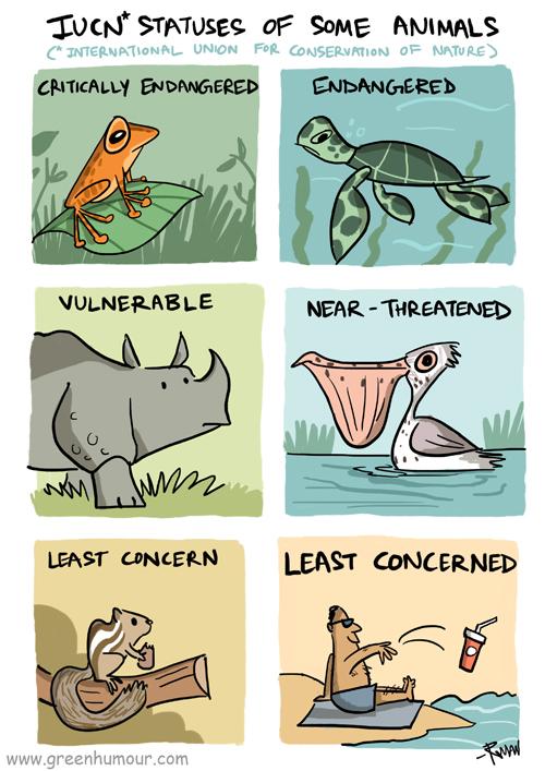IUCN Status