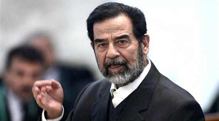 من هم الثلاثة الذين لعنهم صدام قبل الإعدام؟