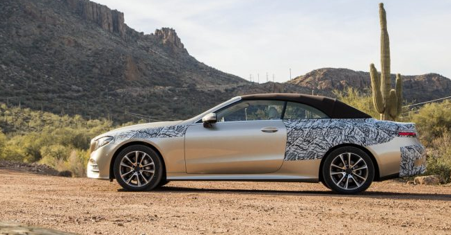 2018 Mercedes Benz E-Class Cabriolet Reviews, Change, Redesign, Engine Power, Rumor, Release Date