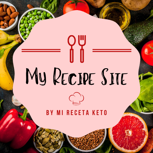 My Recipe Site
