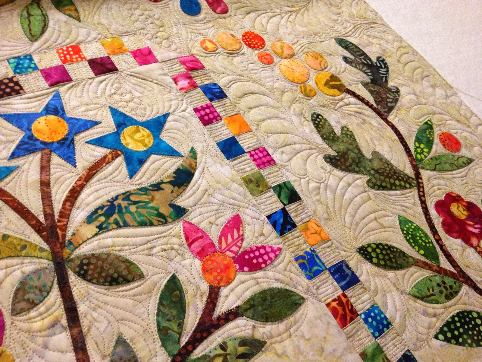 Creative Longarm Quilting By Karen Marchetti Melody S
