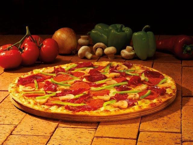 Pizza Bayiliği Açmak
