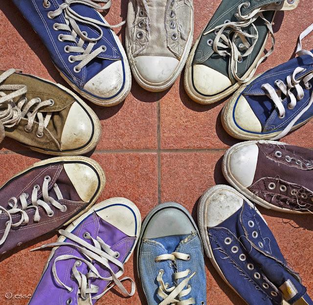 My left feet by _esse