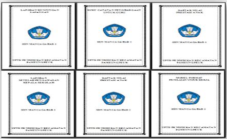 Berkas Administrasi Guru SD/MI SMP/MTs SMA/MA