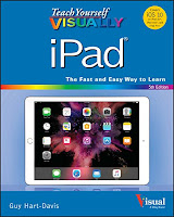 Teach Yourself VISUALLY iPad, 5th Edition