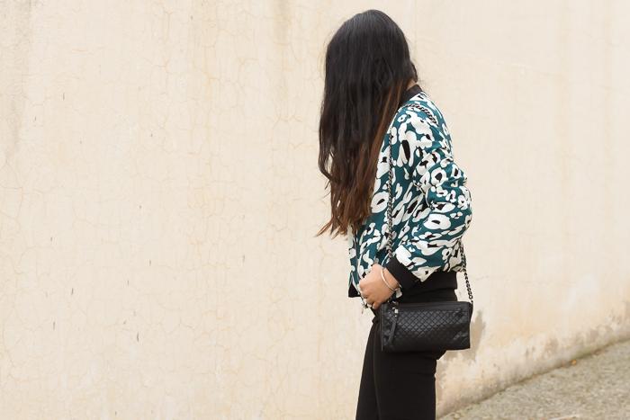 Blogger tendencias de moda de Valencia