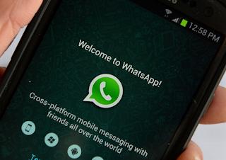 Cara Membuat Akun Baru Whatsapp Android
