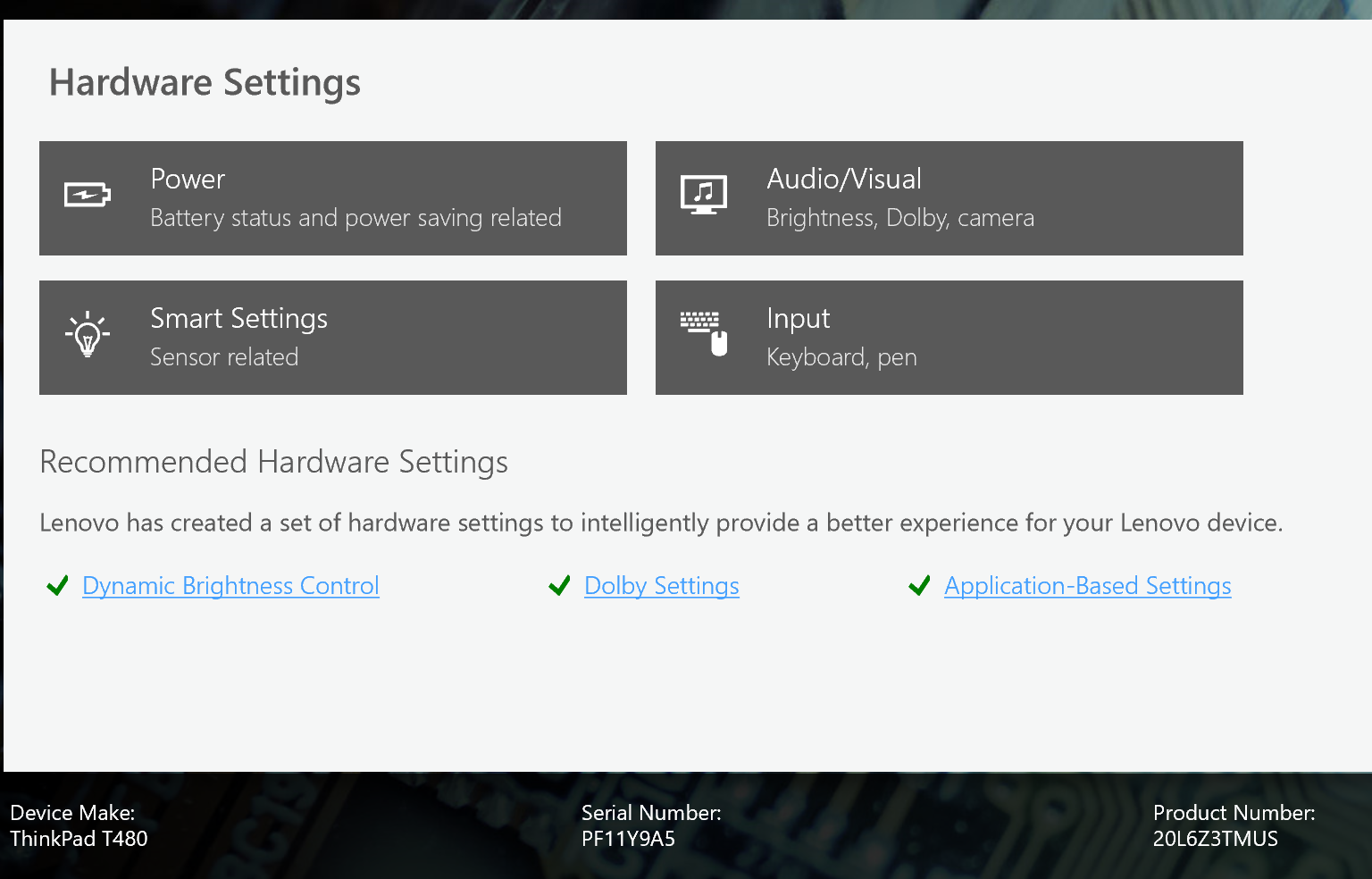 Deploying Lenovo Settings For Enterprise With Intune