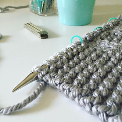 Fifty Four Ten Studio Westport Blanket Quick Easy Knitting Pattern