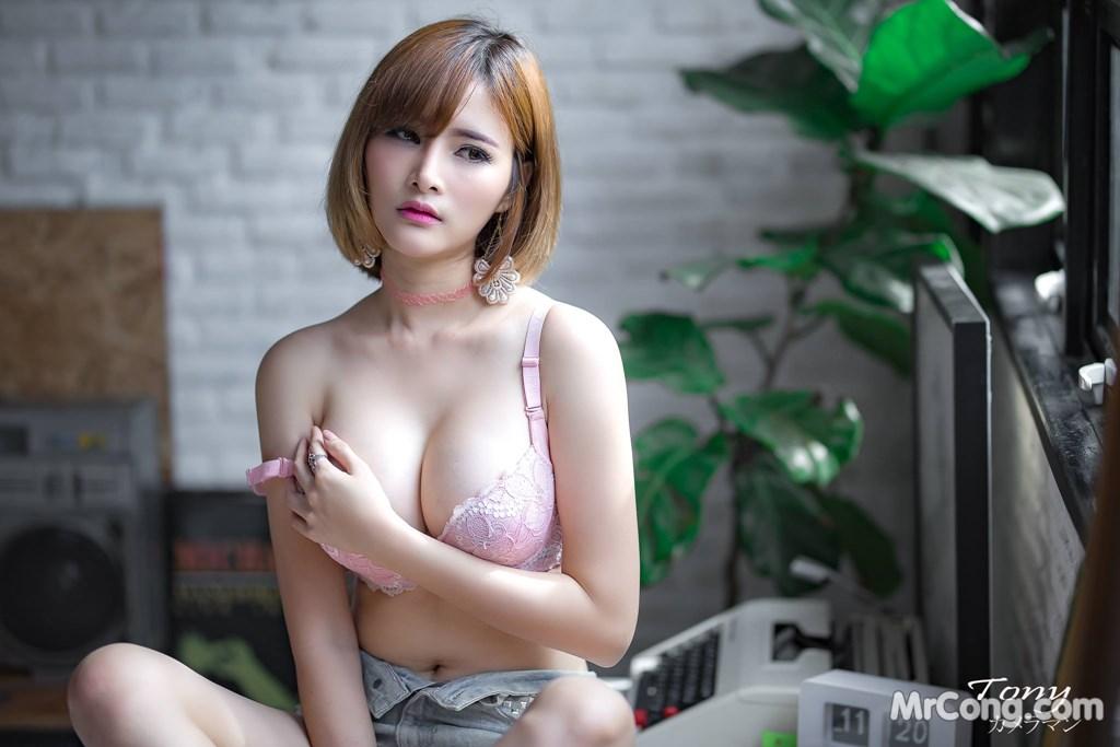 Image Thai-Model-No.344-May-Wly-MrCong.com-007 in post Thai Model No.344: Người mẫu May Wly (46 ảnh)