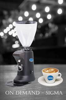 Máy xay cafe CARIMALI ON DEMAND - SIGMA
