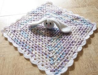 free crochet bunny lovey pattern, free crochet bunny toy pattern