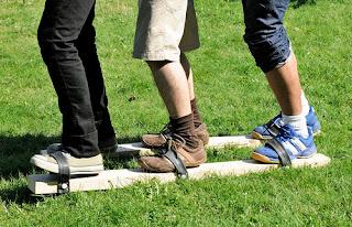 permainan tradisional Bakiak