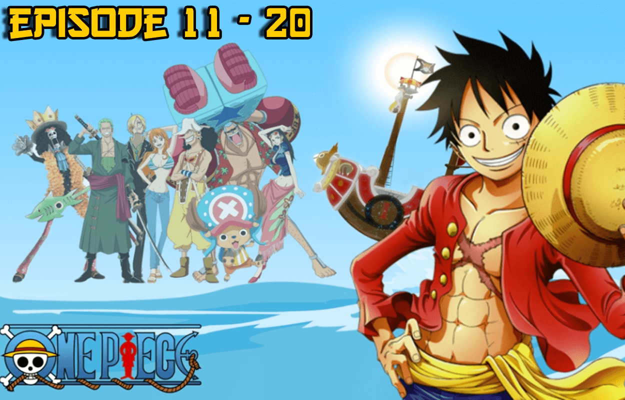 Download one piece episode 11 20 subtitle indonesia hd