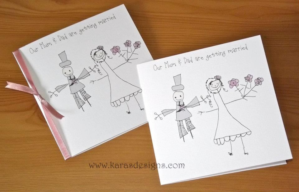 Weddings By A Bespoke Touch Wedding Stationer Karas Designs
