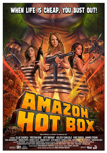 Amazon Hot Box 2018 UNCENSORED 720p HDRip 800MB