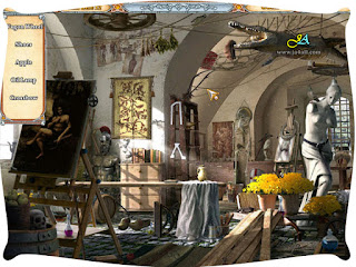 Hidden Secrets Nostradamus Game Free Download Screenshot 2