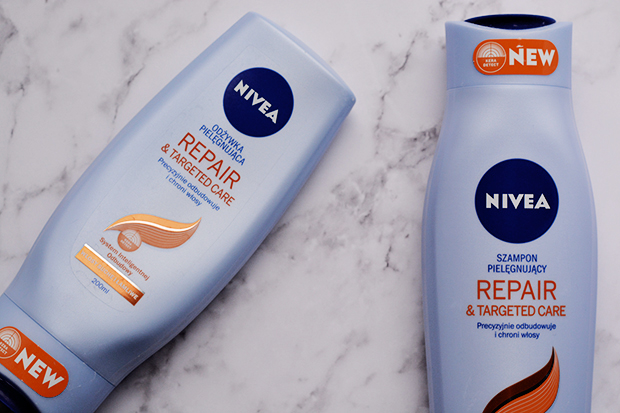 Najnowsza linia kosmetyków do włosów NIVEA