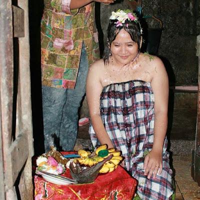 Mandi Asah Gigi Tradisi Budaya Pesisir Sibolga dan Tapanuli tengah